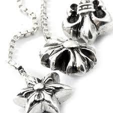 left side earring chrome hearts earring jojo ch post left side chrome hearts
