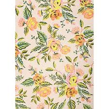 floral wrapping paper rolls rifle paper co jardin de floral wrapping paper rifle