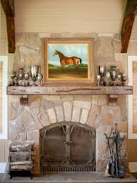 Mantel Fireplace Decorating Ideas - fireplace mantel decorating ideas houzz