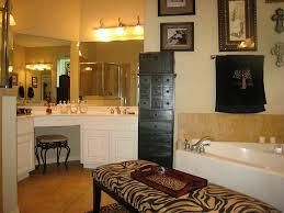furniture tall black bathroom cabinet and spacious white corner