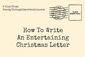 images of christmas letters how to write an amazing christmas letter beauty through imperfection