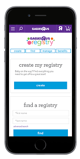 Pottery Barn Registry Login Baby Registry At The Bump Find Baby Shower Registries