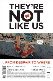they u0027re not like us comic stuff pinterest discover more