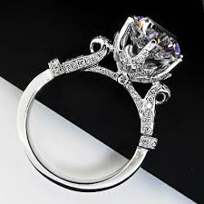 real diamond engagement rings chic manufactured diamond rings diamond engagement ring compare