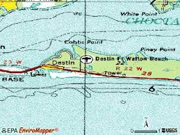 destin map destin florida fl 32541 profile population maps estate