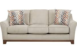 beige sofas u0026 couches fabric microfiber u0026 more