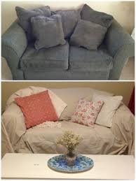 Shabby Chic Couch Covers by 29 Best Slipcover Sofa Images On Pinterest Slipcover Sofa