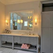 blue gray bathroom ideas blue gray bathroom cabinets design ideas