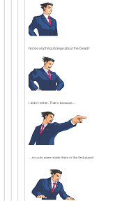 Objection Meme - objection case the bread chronicles album on imgur