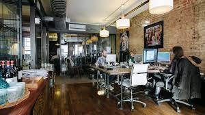 partage de bureau coworking espace de travail partagé l express l entreprise