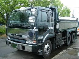 nissan trucks nissan ud dump truck u2013 miva import export trini cars for sale