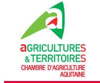 chambre d agriculture aquitaine vos interlocuteurs