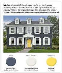 blue house white trim front door editors picks our favorite blue houses white trim walkways and