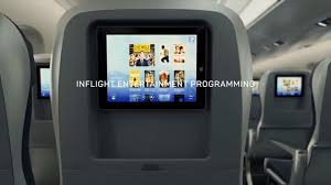 American Airlines Flight Entertainment by Ink We Are Travel Media