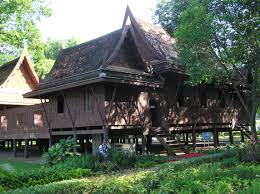 Thai Homes 17 Best Khmer House Ideas Images On Pinterest Asian Architecture