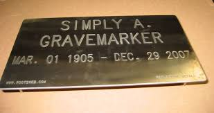 affordable grave markers grave markers