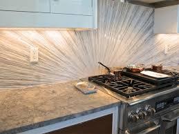 kitchen cream kitchen backsplash with brown rectangle accent