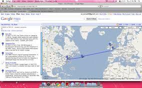 Google Timeline Maps Final Project U2013 The Titanic My Academic Storage