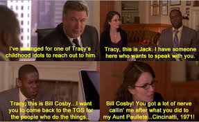 30 Rock Memes - caught this gem of 30 rock slamming cosby 6 years before it blew