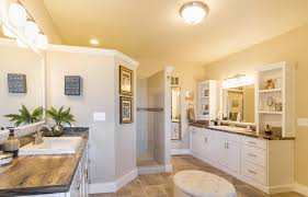 his and her bathroom his and her sinks on opposite sides of the master bathroom no