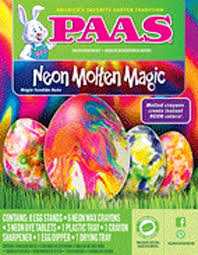egg decorating kits paas neon molten magic easter egg decorating kit toys