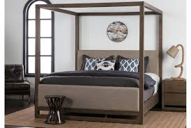 nelson california king canopy bed living spaces