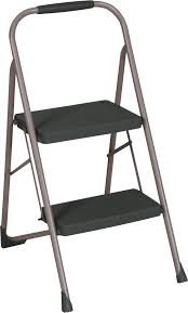cosco products cosco two step big step folding step stool with