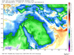 The Middle East Map by Rare Snow Storm Hits Middle East Earth Earthsky