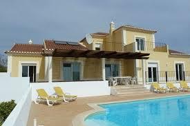villa to rent in alecrineira algarve with private pool 22524