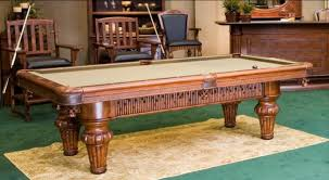 American Heritage Pool Tables American Heritage Palmetto Pool Table