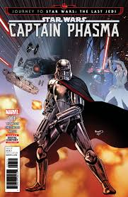here u0027s how phasma survived star wars the force awakens