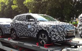 jeep 2016 inside 2017 jeep compass replacement spied inside u0026 out autoevolution