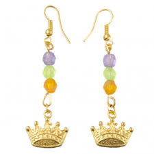 mardi gras earrings earrings mardi gras mardigrasoutlet