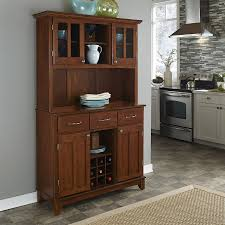 cherry wood china cabinet shop home styles medium cherry wood china cabinet with wine storage