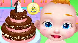 baby learn cooking games baby boss making delightful yummy 3d