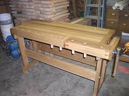 Woodworking Bench Top by Hung Up On Workbench Overhang Lost Art Press