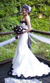 say yes to the dress black wedding dress black white wedding anyone or with an accent color