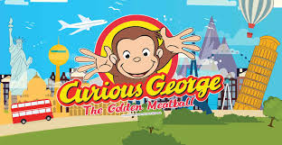 curious george u0026 golden meatball rose theater