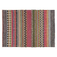 bloomsbury large geometric wool rug 170 x 240cm bloomsbury wool