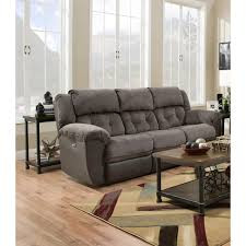 1143 best chairs sofas u0026 simmons upholstery beale grey double motion sofa walmart com