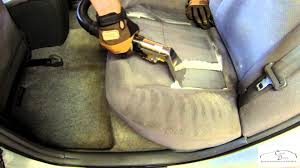 home products to clean car interior how to clean upholstery water extraction critical details