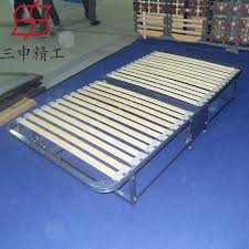 Cheap Price Of Metal Wooden Steel Slats Portable Hospital Hotel