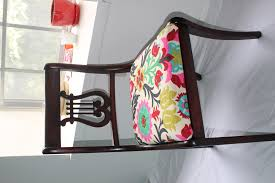 reupholstering a dining chair beauteous reupholstered dining room