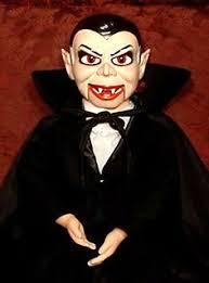 Puppet Doll Halloween Costume Vintage Ventriloquist Doll Dummy Mortimer Snerd