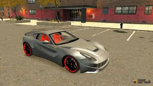 F12 Berlinetta Interior Ferrari F12 Berlinetta Novitec Rosso N Largo For Gta 4