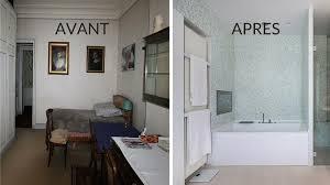 chambre de bain d oration charmant salle de bain modele deco 3 avant apr232s transformer