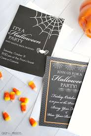 Free Printable Halloween Invitations For Party by 600 Best Halloween Is Here Images On Pinterest Favor Boxes Free
