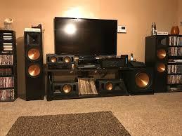 Home Theater Store Houston Tx Rf 7 U0026 Rf 82 Ii Reference Floorstanding Speakers Klipsch