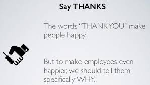happy thanksgiving day isn t it meant for your employees