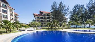 sabah beach villas